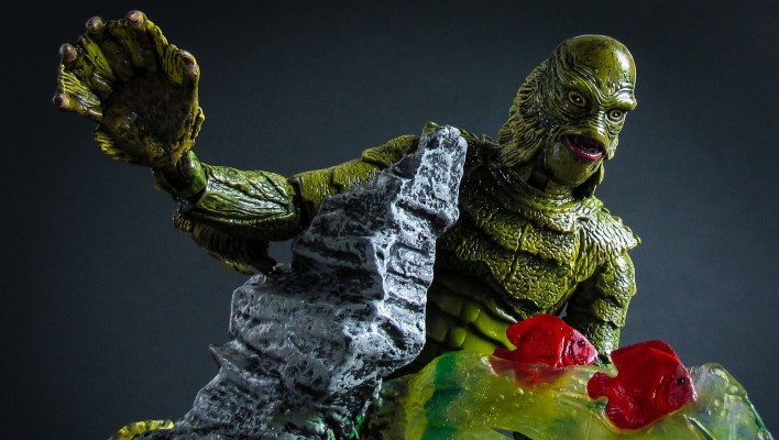 Toyark Gallery and Review for Creature from the Black Lagoon Select