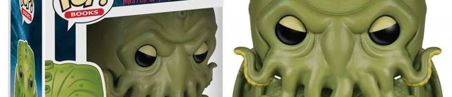 Cthulhu Pop Vinyl Figure