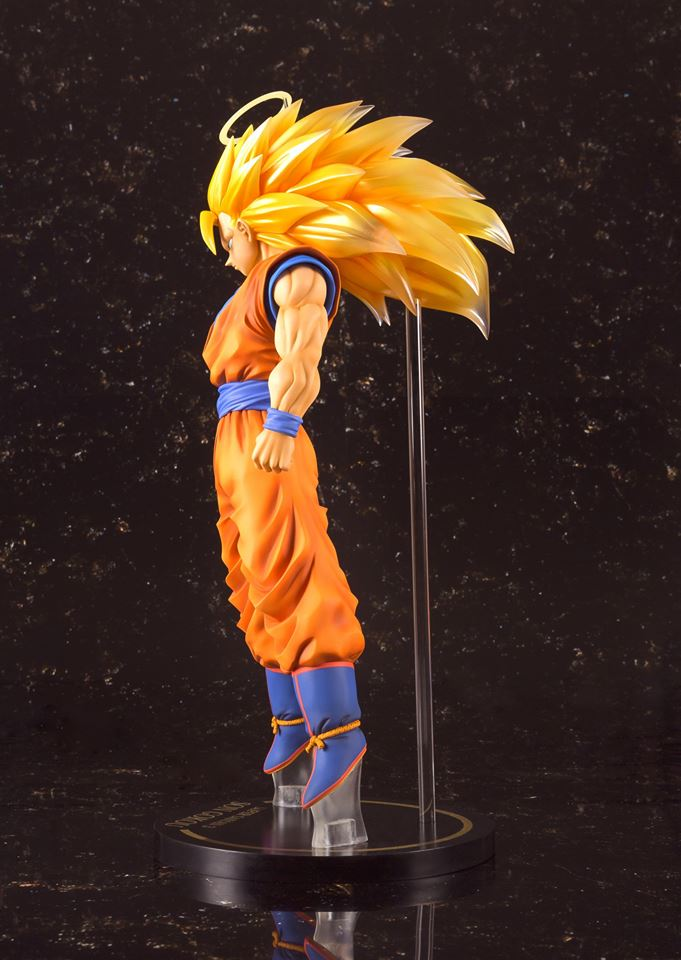 Us release for figuartszero ex dbz super saiyan 3 goku the toyark news - Super sayen 10 ...