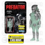 Glow in the Dark Predator ReAction Figure
