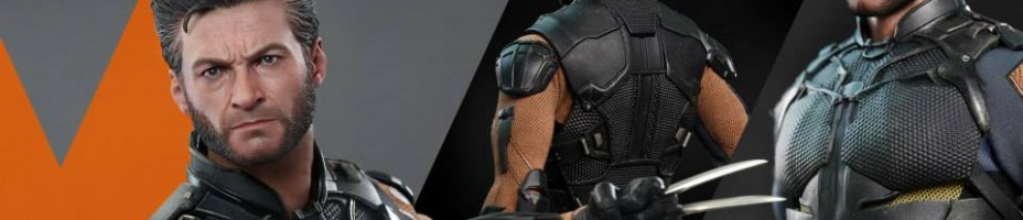 Hot Toys Days of Future Past Wolverine 017