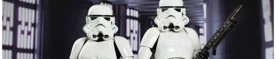 Hot Toys Stormtrooper Figure 2 Pack 004