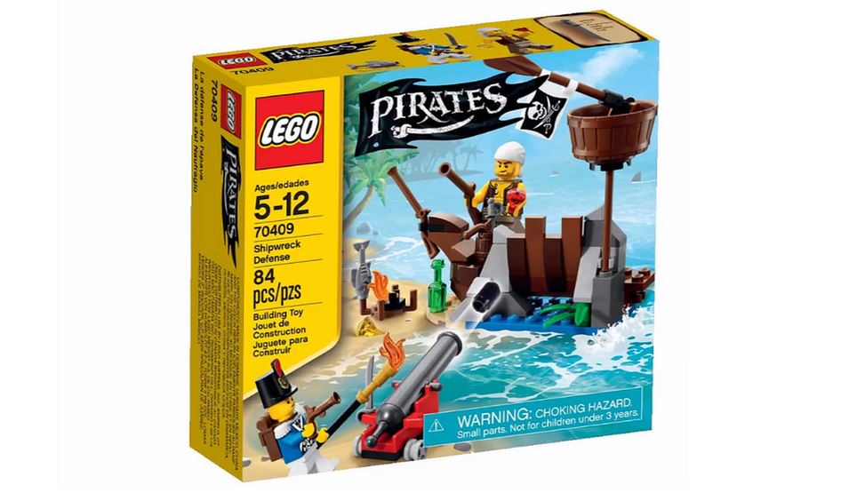 Toy Pirate Lego : Lego pirates official set images the toyark news