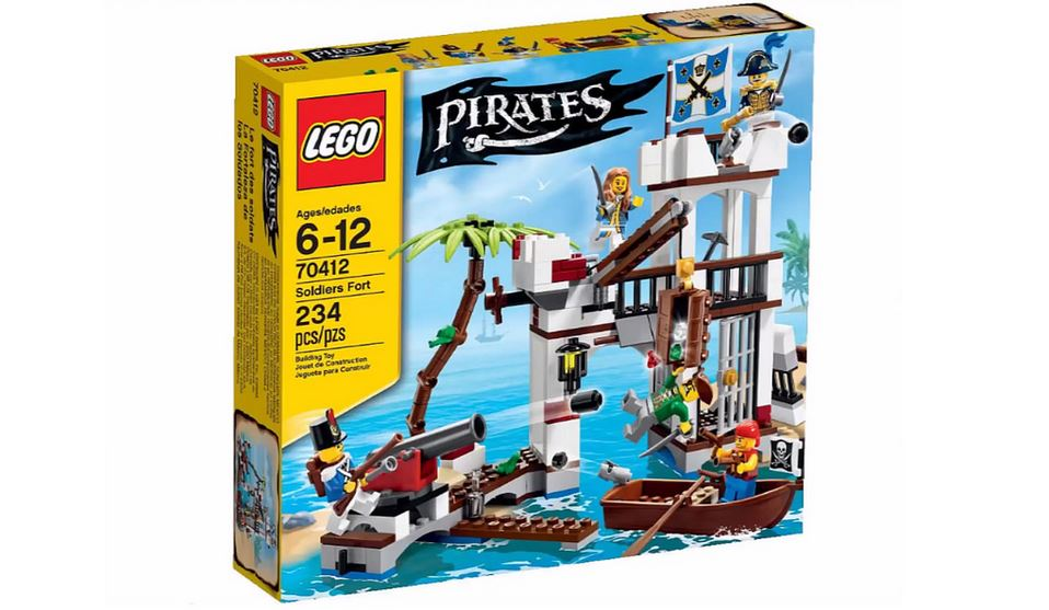 New Lego Sets 2015 Lego Pirates Official 2015 Set