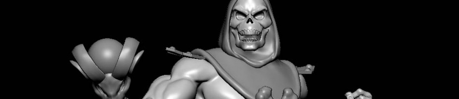 MOTU Skeletor Preview 1