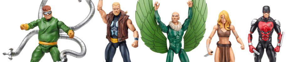 Marvel Infinite Series Wave 2