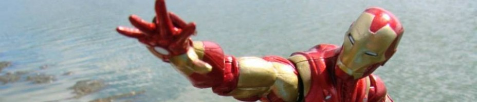Marvel Select Bleeding Edge Iron Man 017