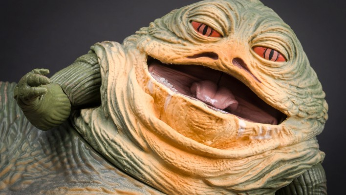 Star Wars Black Series Deluxe Jabba The Hutt Gallery