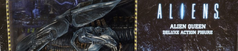 NECA Alien Queen Packaging 1