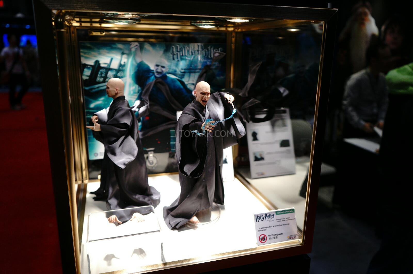 [Star Ace Toys] Harry Potter and the Dealthy Hallows: Lord Voldemort NYCC-2014-Star-Ace-002