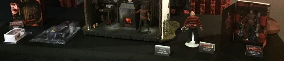 Nightmare on Elm Street Collectibles