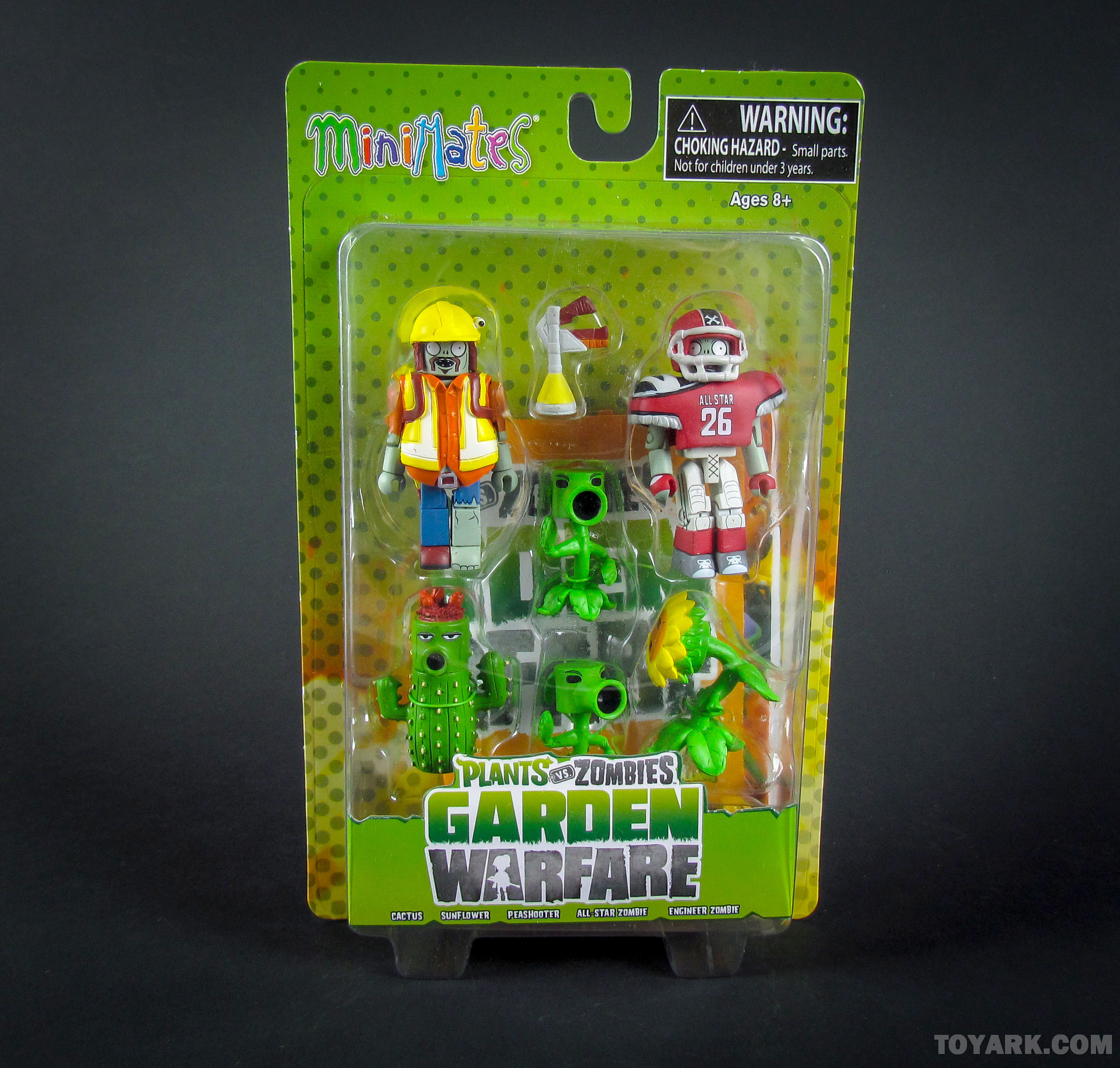 Toyark Gallery Plants Vs Zombies Garden Warfare Minimates The Toyark News