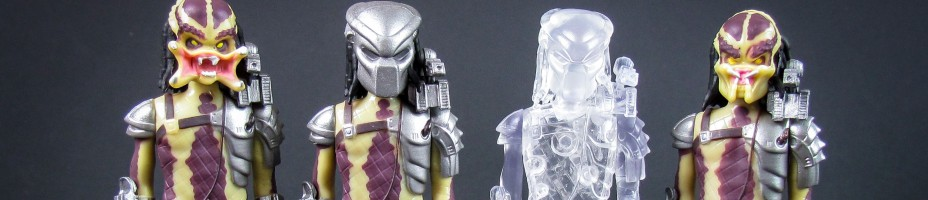 Predator ReAction Figures 043