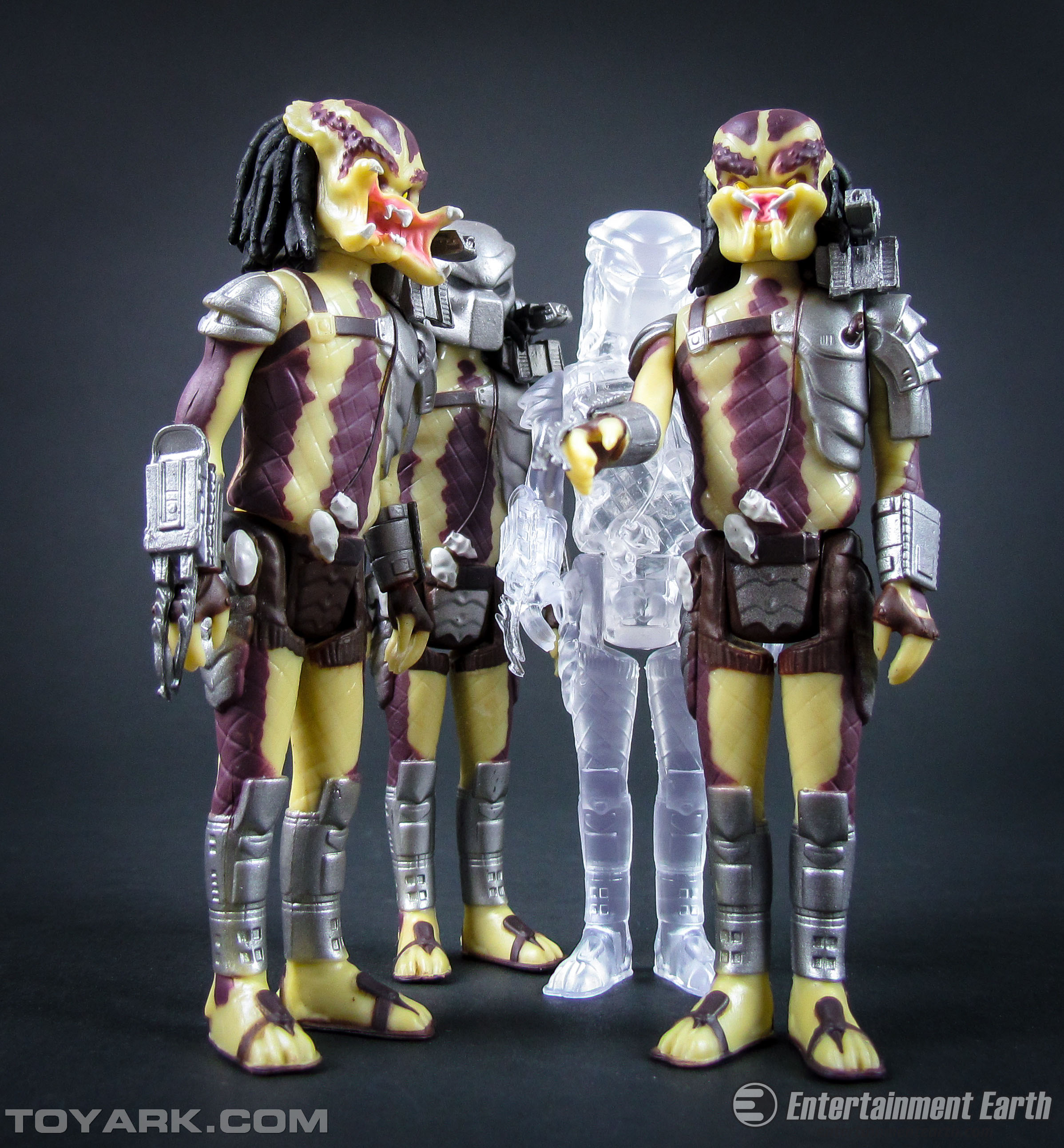Predator ReAction Figures 045