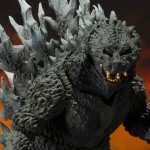 SH Monsterarts Godzilla 2000 Special Color Version 002