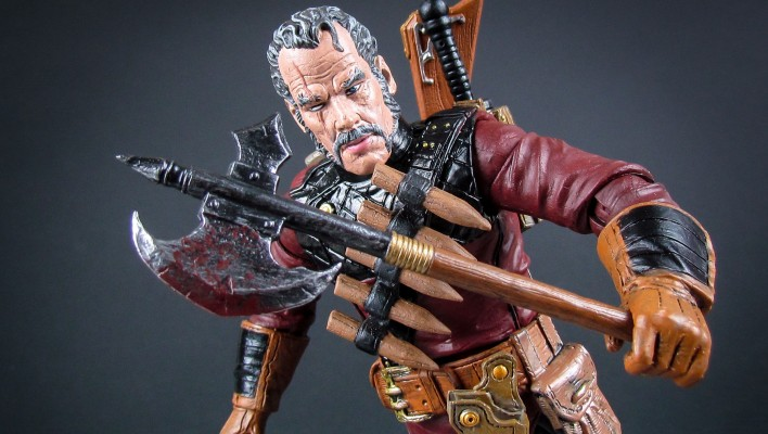 Monster Hunter Van Helsing Select - Toyark Gallery