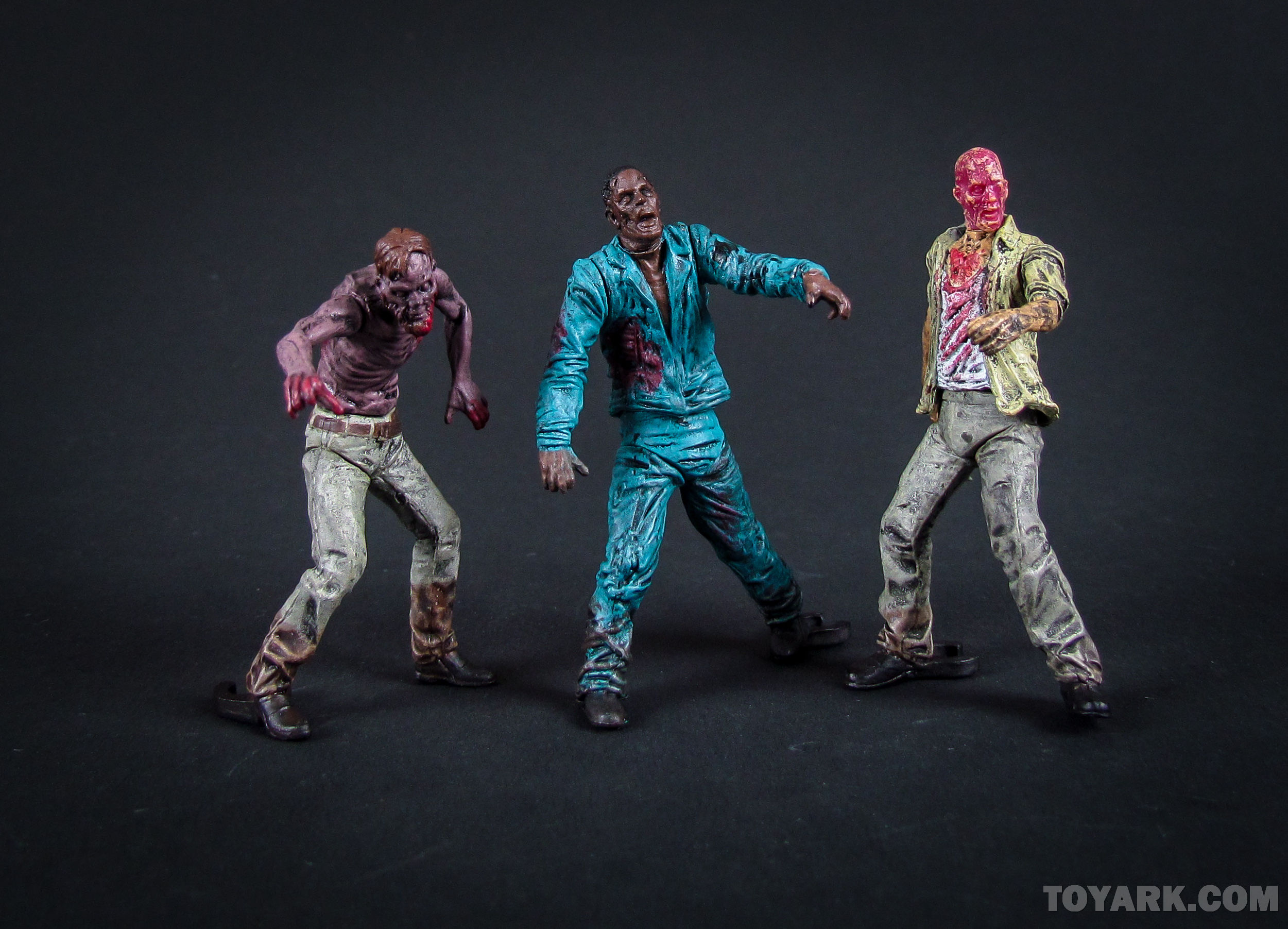 Walking Dead Building Set Figure Pack 050