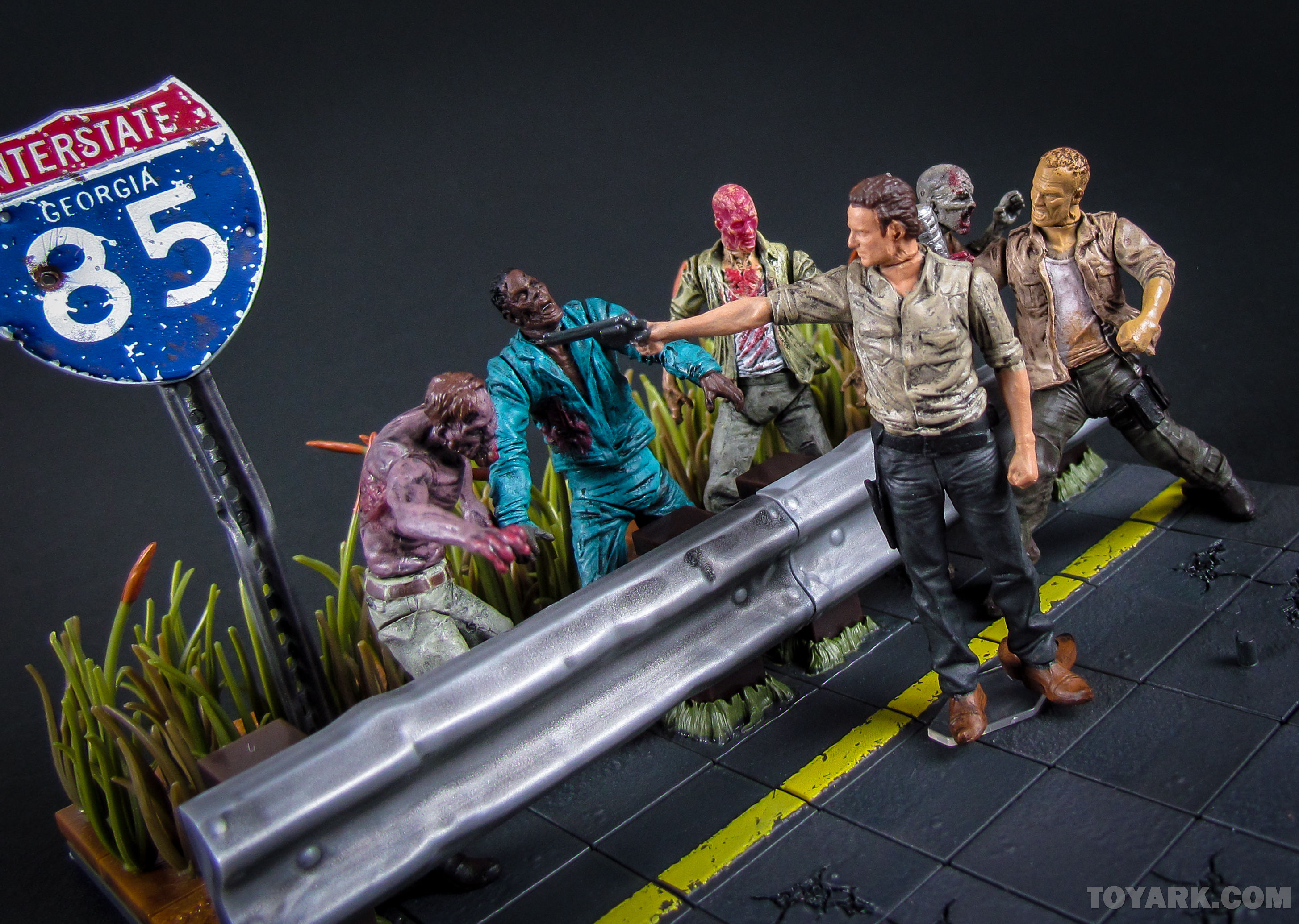 Walking Dead Building Set Figure Pack 065