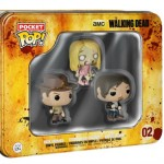Walking Dead Pocket Pop Tin