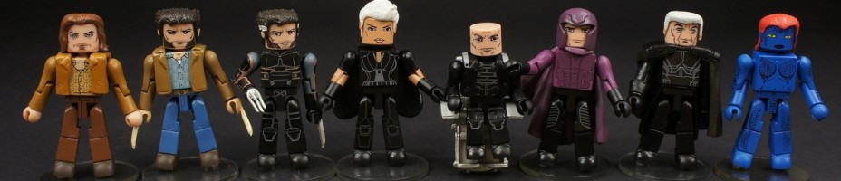 001 X Men Days Of Future Past Marvel MiniMates