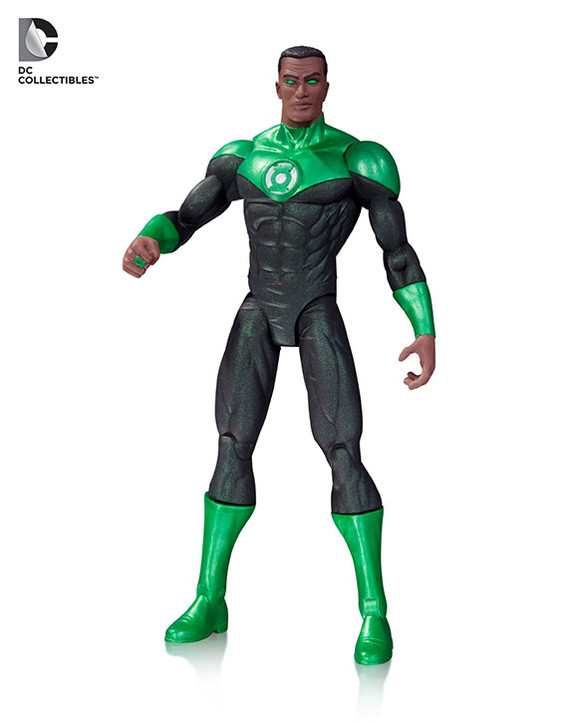 DC Collectibles New 52 John Stewart Green Lantern 1