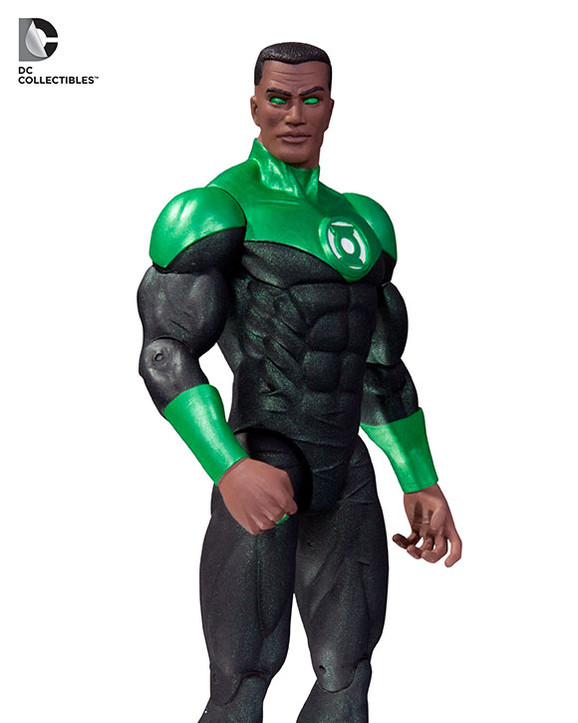 DC Collectibles New 52 John Stewart Green Lantern 2