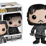 Game of Thrones Pop Vinyl Castle Black John Snow