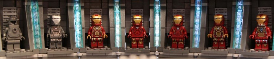 LEGO Marvel Super Heroes Iron Mans Hall of Armor 2