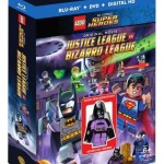 LEGO justice league dc super heroes Blu Ray Purple Batman Minifig 2015