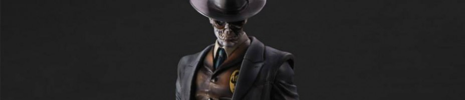 MGSV Skull Face Play Arts Kai 1
