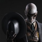 MGSV Skull Face Play Arts Kai 6