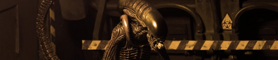 NECA Alien 3 Dog Alien Figure 010