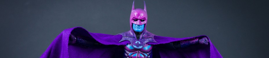 NECA Batman NES Figure 016