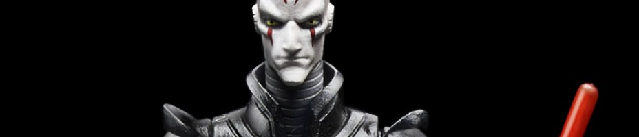 Star Wars Rebels Galaxy Saga Legends 3 75inch Wave 3 Inquisitor 2
