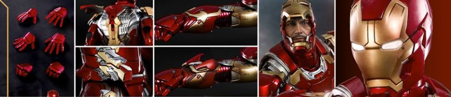 Hot Toys Age of Ultron Iron Man Mark XLIII 020