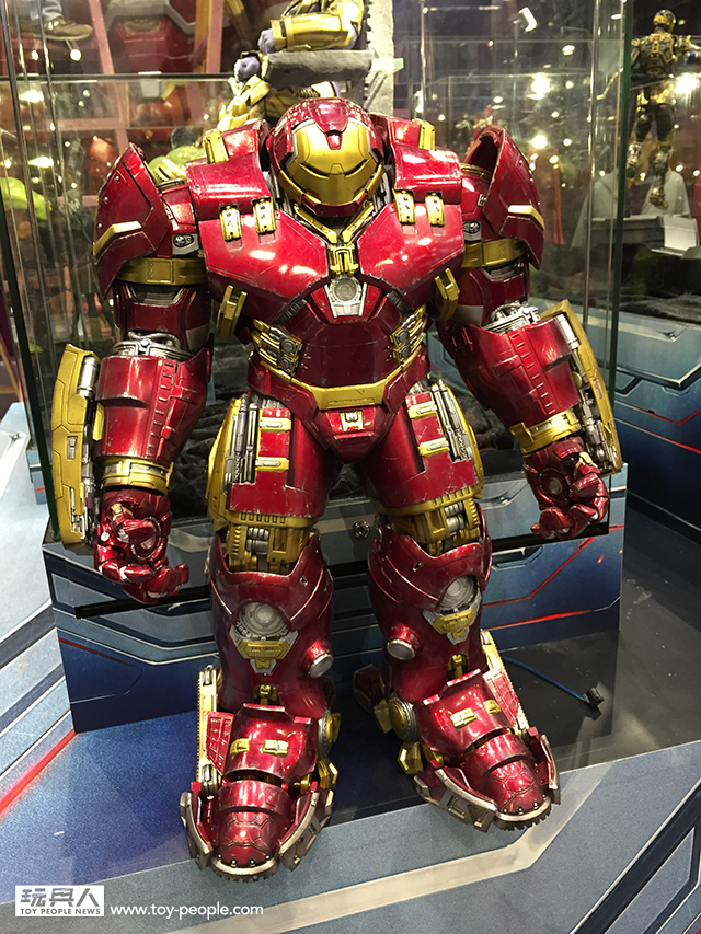 More Hot Toys Avengers Age of Ultron Reveals - The Toyark ...