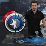 Iron Man 2 Tony Star ARC Reactor Set 004