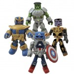 Marvel Minimates Infinity Box Set 3