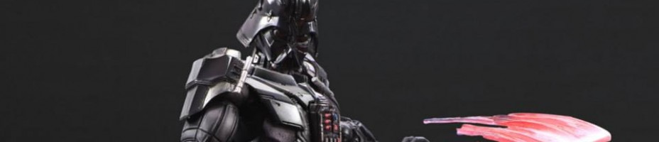 Play Arts Kai Star Wars Variant Darth Vader 002