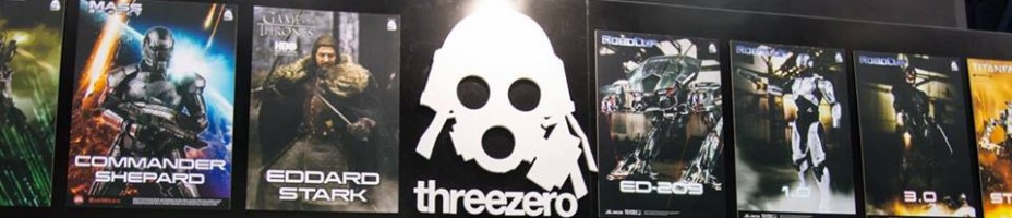 ThreeZero Toy Soul 2014 Display 001