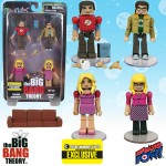 big bang theory minimates series 2