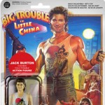 Big Trouble in Little China Jack Burton ReAction Figure