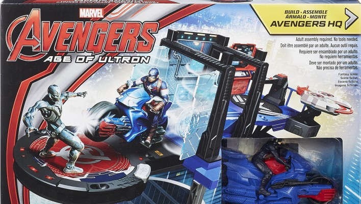 Avengers Age of Ultron Toys - Hasbro Releases First Official Images and Info