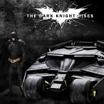 Dark Knight Rises Batman and Tumbler Dragon Models 002