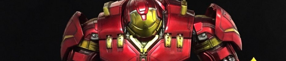 Dragon Models Avengers Age of Ultron Hulkbuster