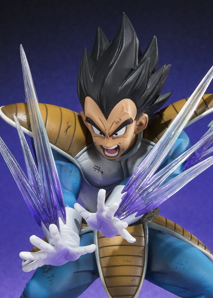 north american release info for figuartszero vegeta galick