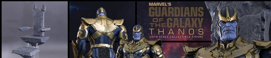 Hot Toys Guardians of the Galaxy Thanos 009