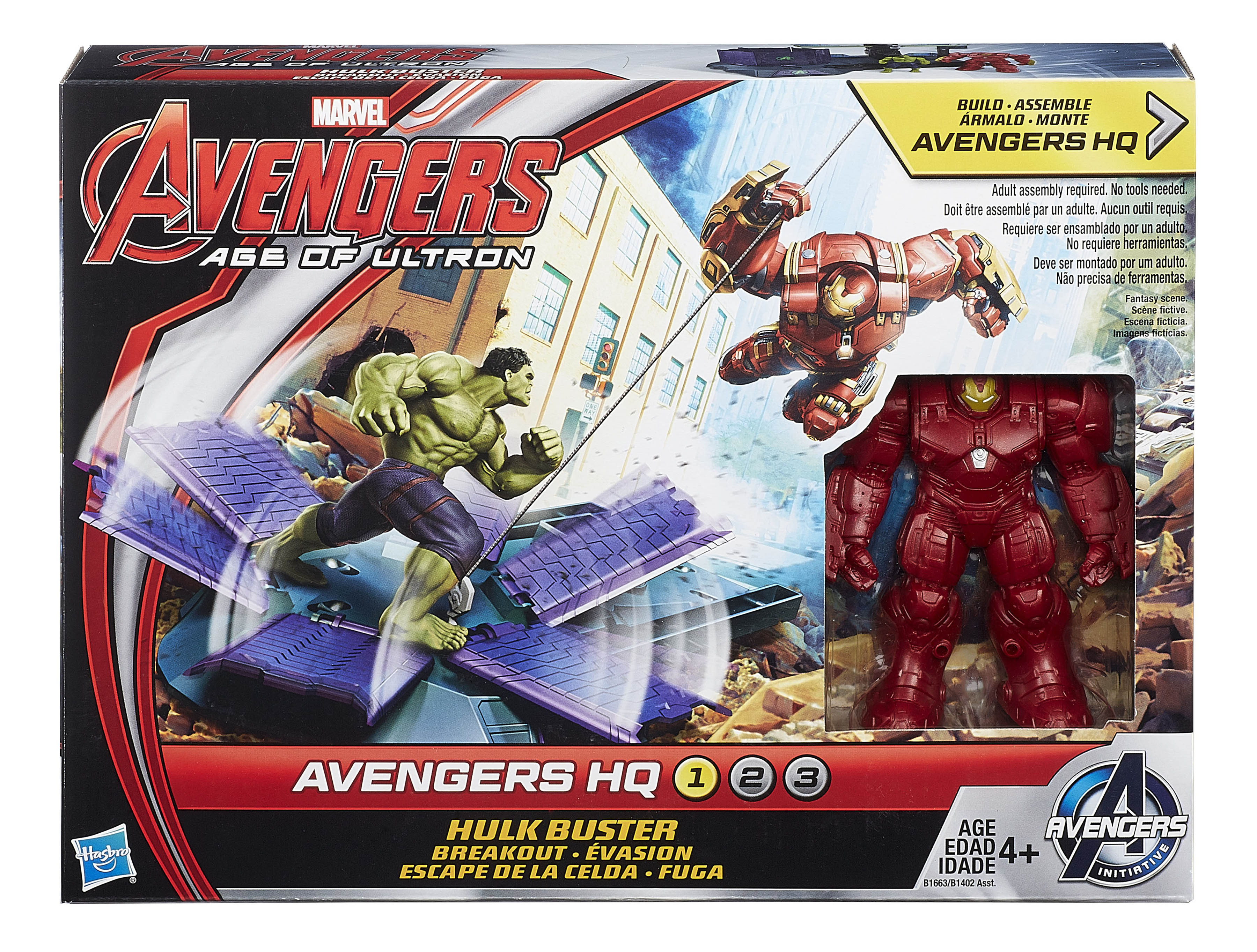 The Avengers Age of Ultron Hulkbuster Avengers Age of Ultron Toys