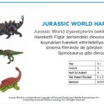 Jurassic world hasbro 2015 catalog line up