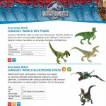 Jurassic world hasbro 2015 catalog line up1